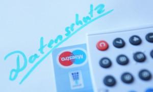 Datenschutz und Mestro Zahlung